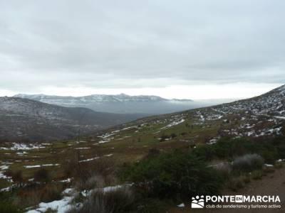 Somosierra - Camino a Montejo;clubes de senderismo;mochilas senderismo